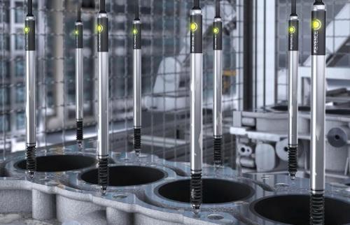 Sensor de contacto de alta precisión