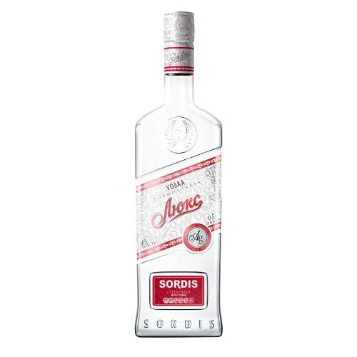 SORMOVSKAYA LUX TRADITIONAL 40% VODKA