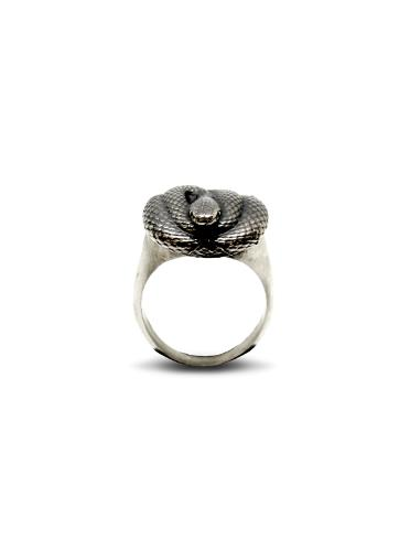 Anello Chevalier Black Mamba