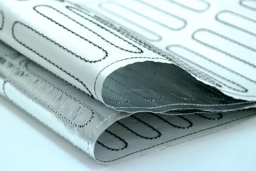 flexible, textile Heizmatten - die Alternative zu...