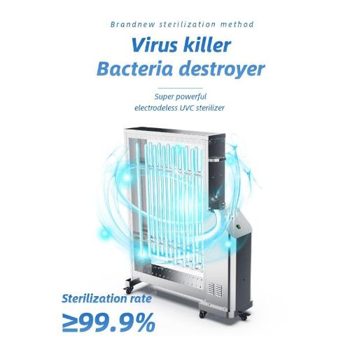 Coronavirus Killer Microwave Ultraviolet Sterilizer Lamp