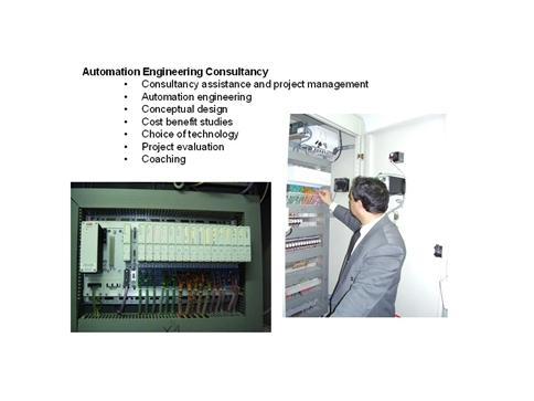 Automatisation d'une unité de production