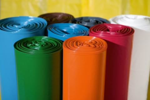Garbage Bags LDPE or HDPE