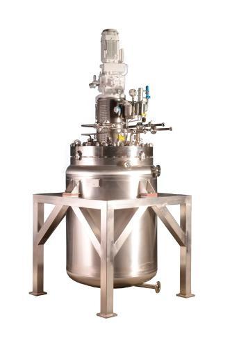 Apparate und Behälter aus Sonderwerkstoffen