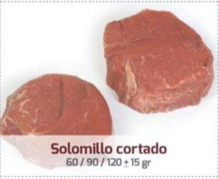 GICARN - Filetto bovino porzionato