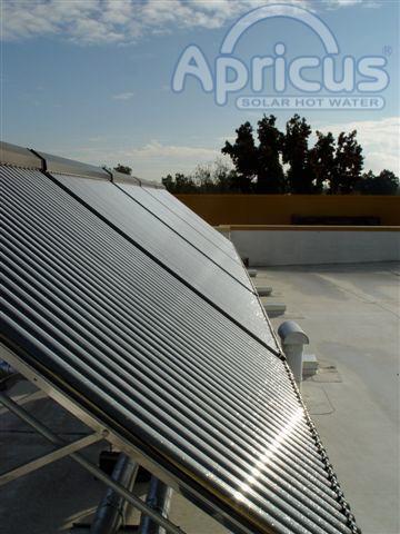 ETC-30 Solar Collector