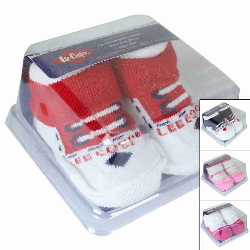 Wholesaler clothing socks baby licenced Lee Cooper