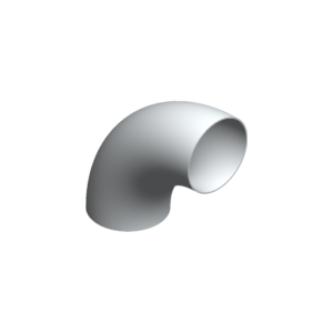 03090- Elbows, aluminium acc. to EN 754/755, EN AW 5083-0