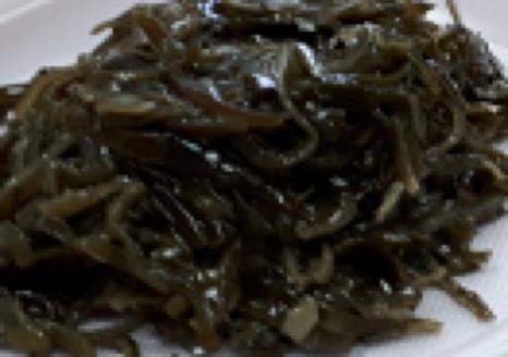 Far Eastern seaweed salad, 240 gr