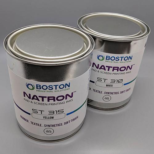 Natron™ ST Soft touch inks