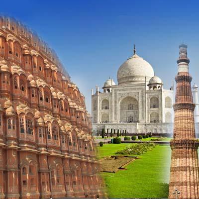 Triangle d'Or avec Varanasi et Khajuraho -  Tour de l'Inde