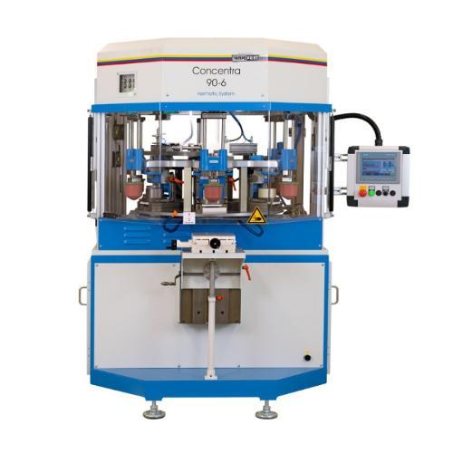 CONCENTRA Serie de máquinas de tampografía