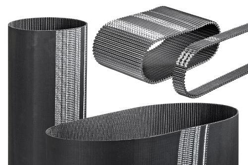 Neoprene timing belt (sleeves) MXL