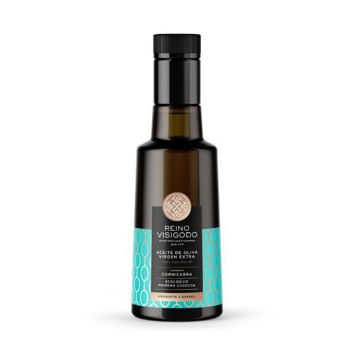 Aceite de Oliva Virgen Extra Cornicabra Eco 1º Cosecha 250ml
