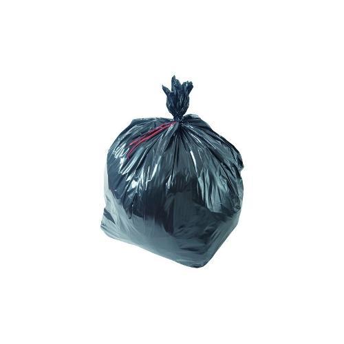 Sac poubelle 100 litres noir renforcé 60µ