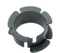 iglidur® MDM  Double flange bearing: clip on, ready MDM Double flange bearing