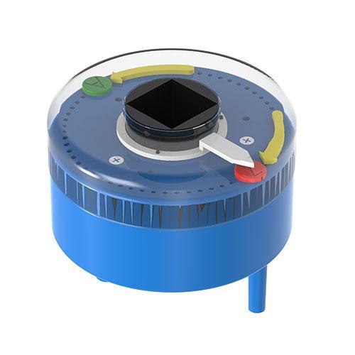 Mechanical position indicator, plastic - waterproofed