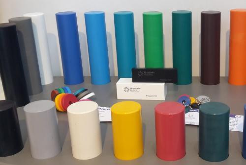 Medical grade polymer stock shapes