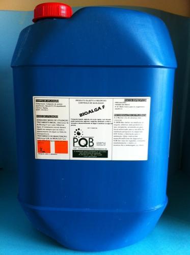 Regulador de crescimento de algas e eutrofização