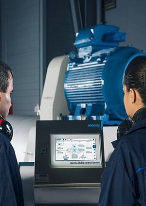 Metris addIQ for decanter centrifuges