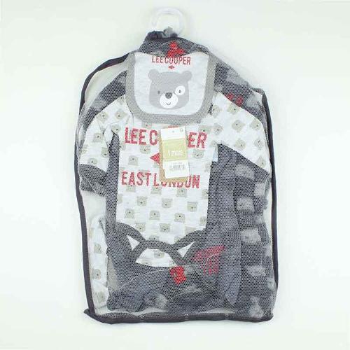 Manufacturer set of clothes licenced Lee Cooper baby