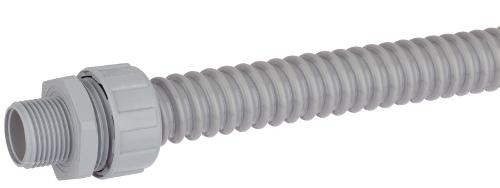 Plastic spiral protection conduit products