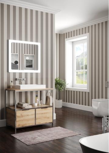 Samanta bathroom vanity unit