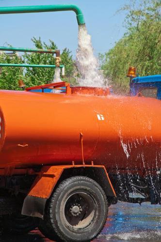 Lavage de vos camions citernes par des professionnels