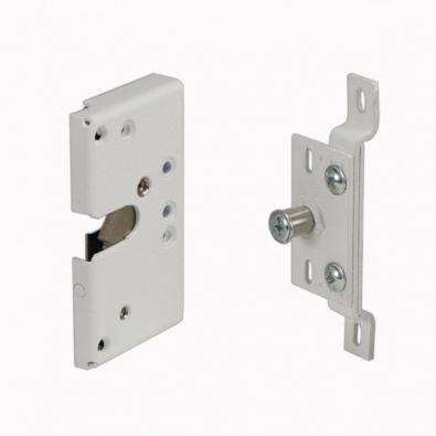 Promix-sm305 Electromechanical Rim Lock For Plastic Doors And Windows