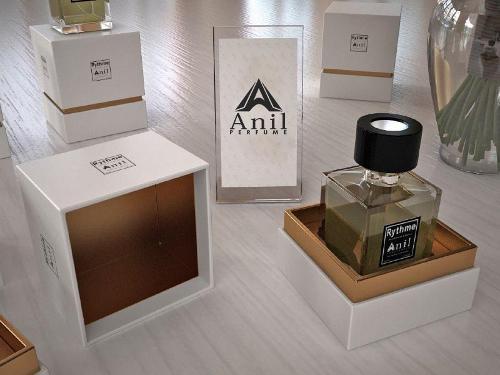 perfume de produção