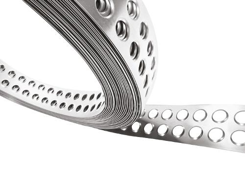 MOSO® perforated strip masonry reinforcement