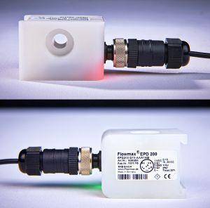 Ultrasonic Empty Pipe Detection