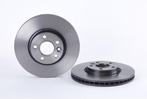 Brake disc plate