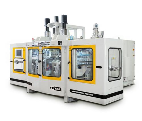 Экструзионно-выдувная машина HE550/D