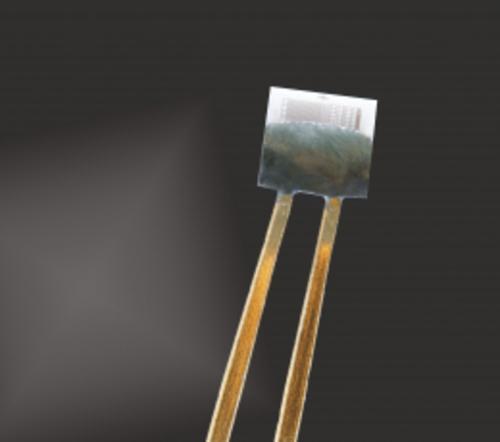 Pt100, IEC 60751 F0.15 mit flachen Drähten
