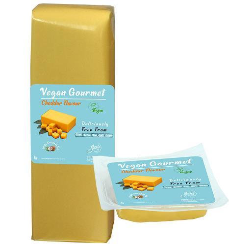 Vegan Gourmet Cheddar Flavour