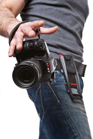 b-grip HS camera handstrap
