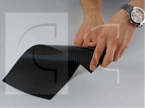 Carbon Platte 0.3mm / CFK Epoxy Laminat