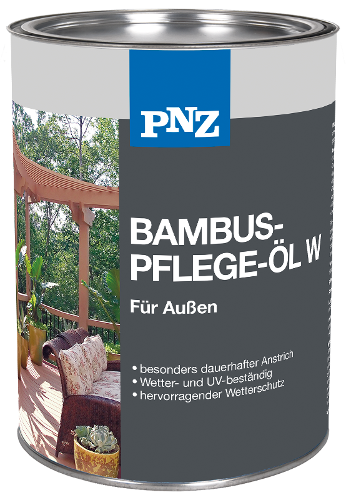 Bamboo Care Oil W