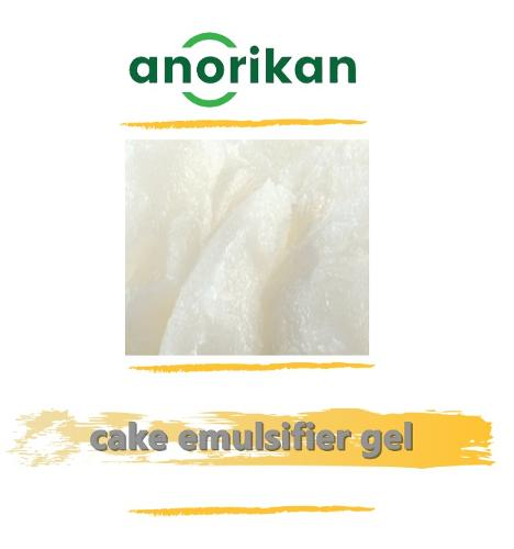 Cake Emulsifier Gel