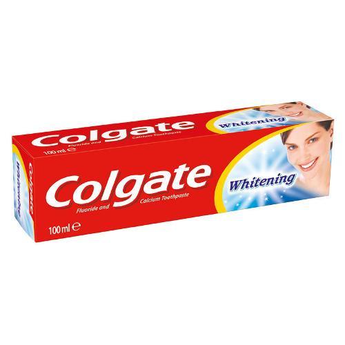 COLGATE TOOTHPASTE WHITENING