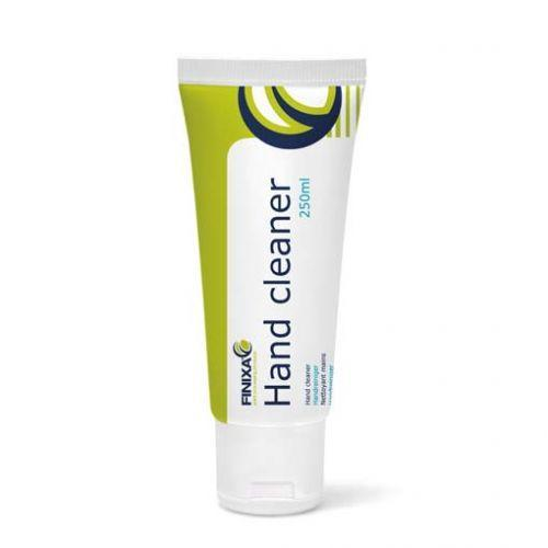 Hand cleaner in handy tube