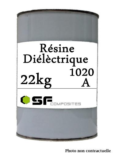 DURCISSEUR DIELEC RE1020. 22KG