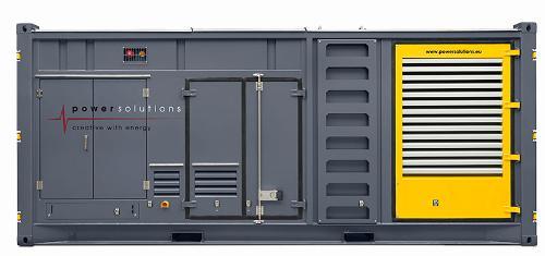 Générateur 1250 kVA - Fiche technique