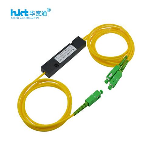 1*2, 5/95 10/90 cable PLC/FBT splitter Top Quality Tianyi Be