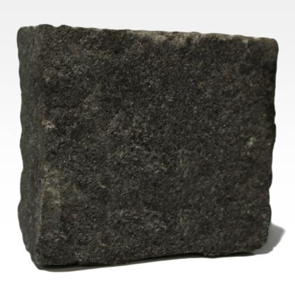 Pavés dallage de Granit Noir
