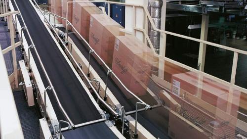 Siegling Transilon, Transport-/Prozessband, Tabak