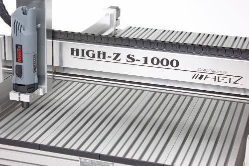 CNC Portalfräse S-1000 CNC-STEP