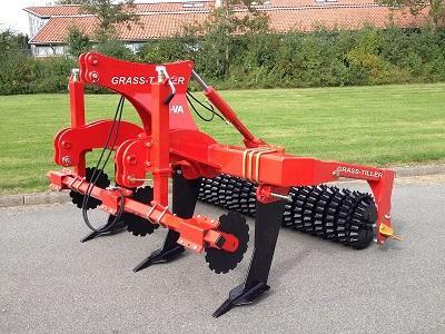 Subsolador HE-VA GRASS-TILLER