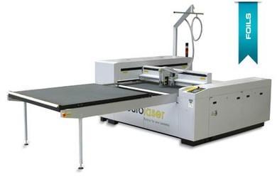 Système de découpe laser pour films